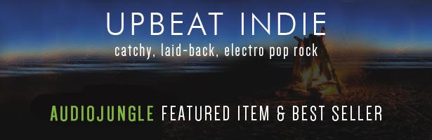 Happy Upbeat Indie Rock - 8